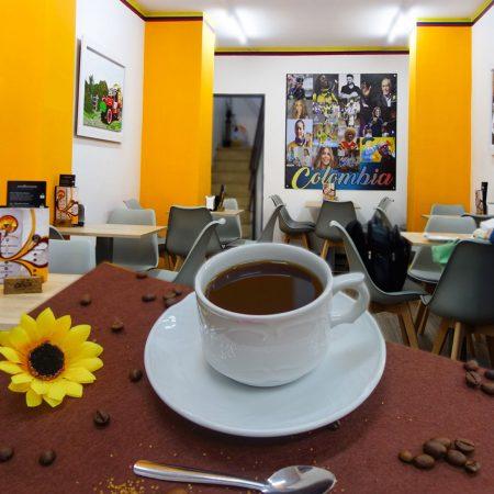 café espresso - café de Colombia