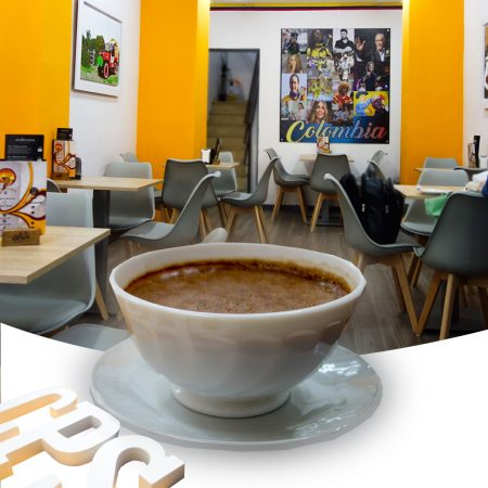Chocolate Colombiano en Barceloa