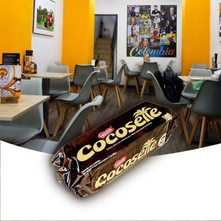 Cocosette galleta Colombiana