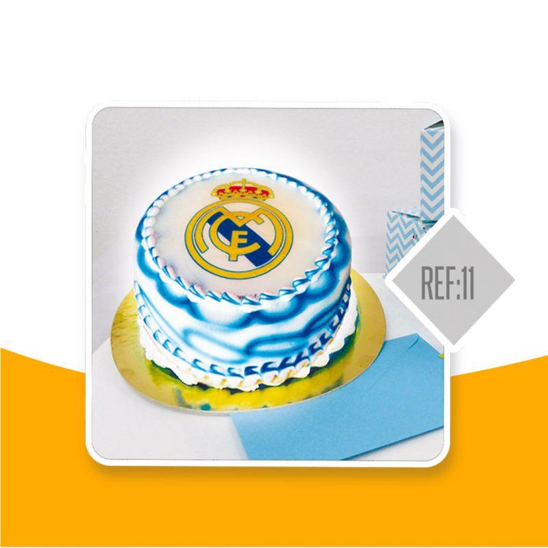 Torta negra equipo de fútbol, Real Madrid