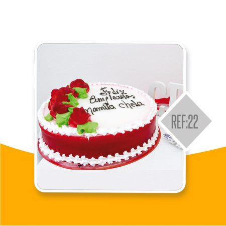 Torta negra Colombiana en Barcelona, para cumpleaños o cualquier ocasión.