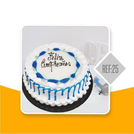 Torta negra Colombiana para cualquier celebración