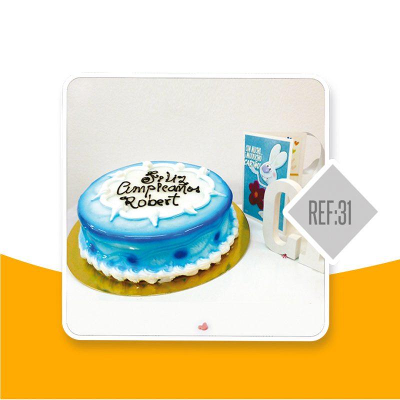 Torta negra Colombiana para ocasión especial
