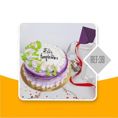 Torta negra Colombiana en Barcelona, para ocasión especial