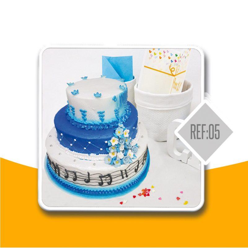 Torta para quince años u otro motivo de celebración