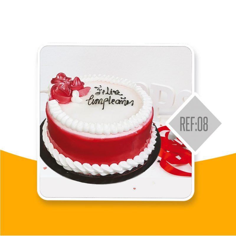 Torta para celebración especial