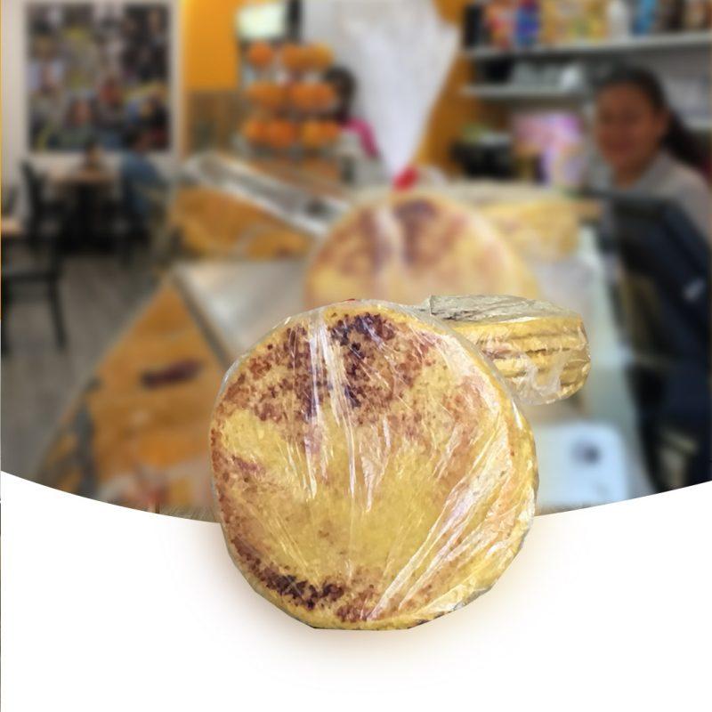 Arepa de Choclo paquete